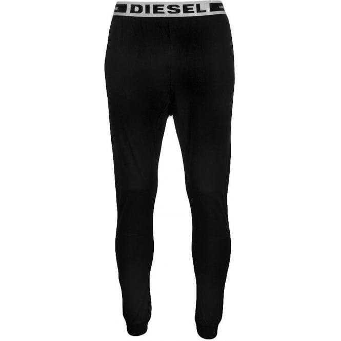 DIESEL UMLB-Julio PJ Lounge Pant, Black