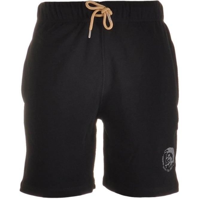 DIESEL Mohawk UMLB-Pan Shorts, Black