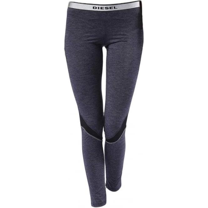 DIESEL RUMPY Stretch Jersey Lounge Pant, Blue