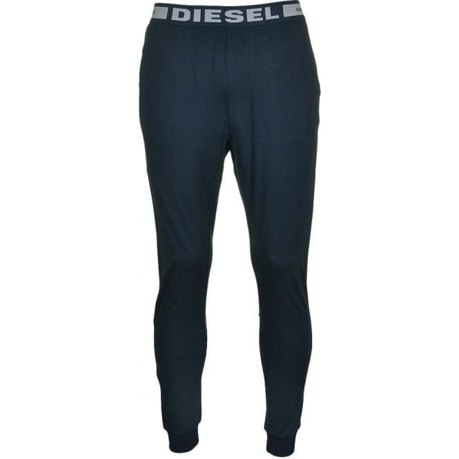 DIESEL UMLB-Julio PJ Lounge Pant, Navy