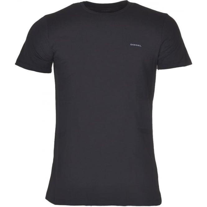 7e9c403e Diesel UMTEE Jake 3-Pack Crew Neck T-Shirt, Black/Grey/White