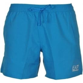 Sea World Core Swim Shorts, Methyl Blue