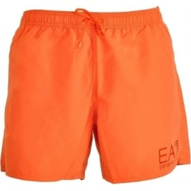 Sea World Eagle Swim Shorts, Orange