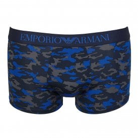 All-Over Camou Microfiber Trunk, Marine Camouflage