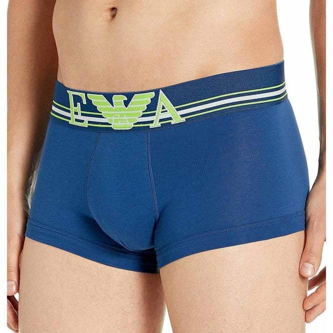 Emporio Armani Athletics Fashion Trunk, Bluette