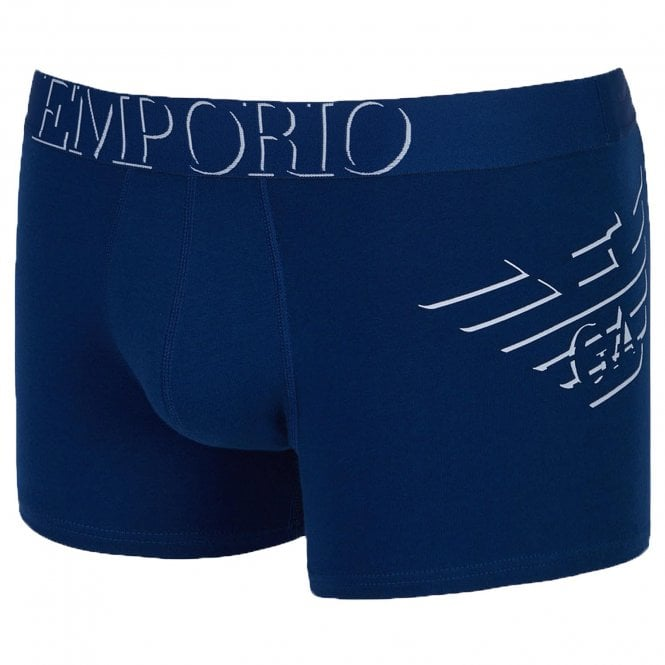 Emporio Armani Big Eagle Trunk, Bluette