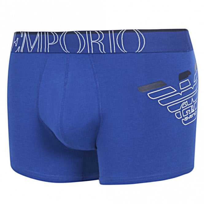 Emporio Armani Big Eagle Trunk, Mazarine Blue