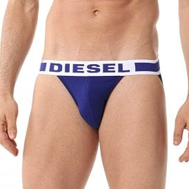 Fresh & Bright UMBR-Jocky Comfy Modal Jockstrap, Brilliant Blue