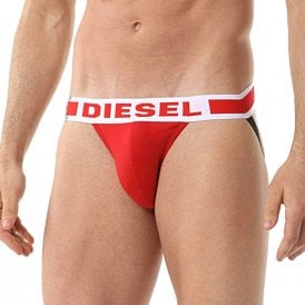 Fresh & Bright UMBR-Jocky Comfy Modal Jockstrap, Red