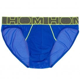 BODYFIT Microfiber Micro Brief, Electric Blue