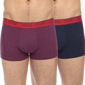 Boxerlines Boxer Brief 2-Pack, Flame