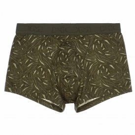 FOLIAGE HO1 Boxer Brief, Khaki Green