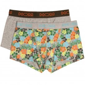 HO1 Boxerlines Boxer Brief 2-Pack, Aloha