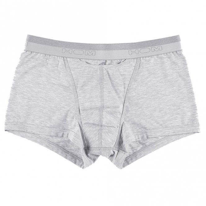 HOM HO1 CLASSIC Cotton Modal Boxer Brief, Grey
