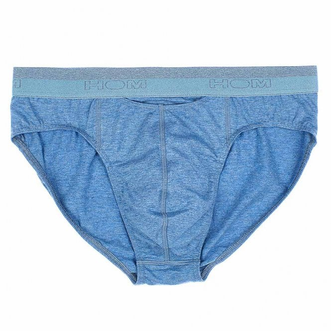 HOM HO1 Mini Brief, Jeans Blue