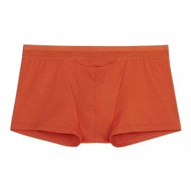 HO1 Premium Cotton Modal Boxer Brief, Burnt Orange