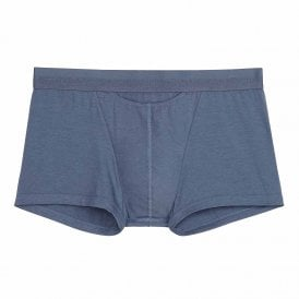 HO1 Premium Cotton Modal Boxer Brief, Stormy Grey