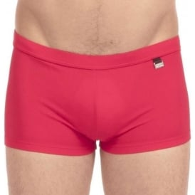 Marina Swim Shorts, Red