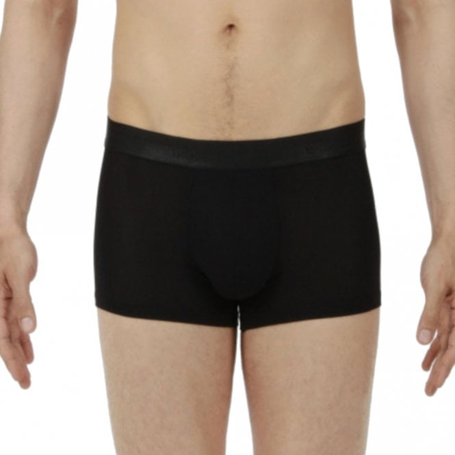 HOM Mesh Boxer Brief, Black