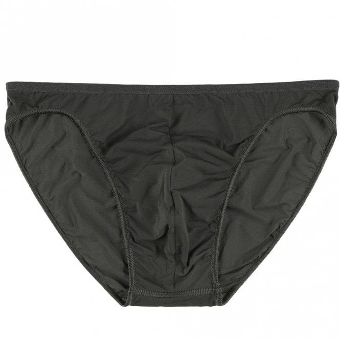 HOM Plumes Micro Brief, Khaki Green