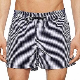 Regatta Beach Boxer, Navy Stripe