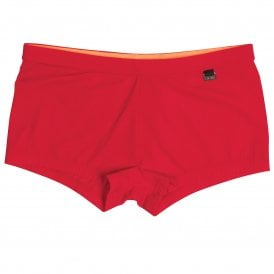 Splash Swim Shorts, Red