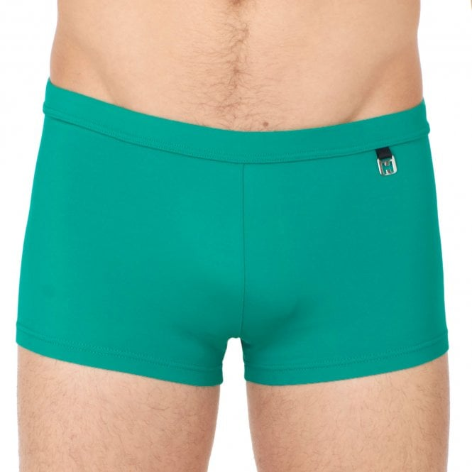 HOM Sunlight Swim Shorts, Green
