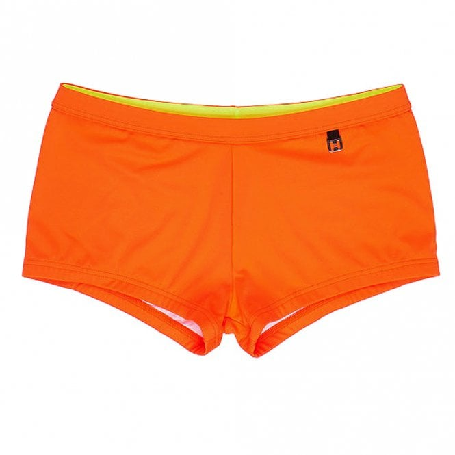 HOM Sunlight Swim Shorts, Mandarine Orange