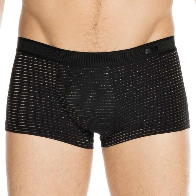 HOM Temptation Gold Trunk, Black