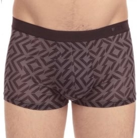Temptation Orion Boxer Brief, Black