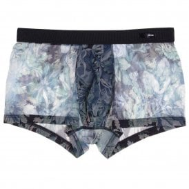 Temptation Trunk Floral, Navy