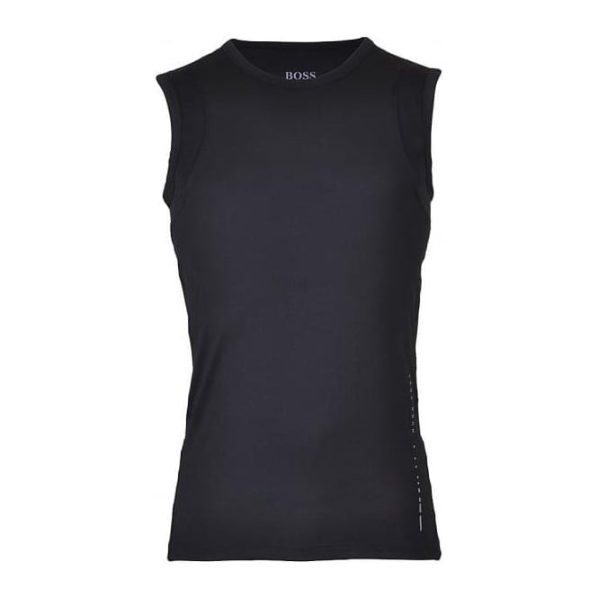 BOSS Coolmax Micro+ Tank Top, Black