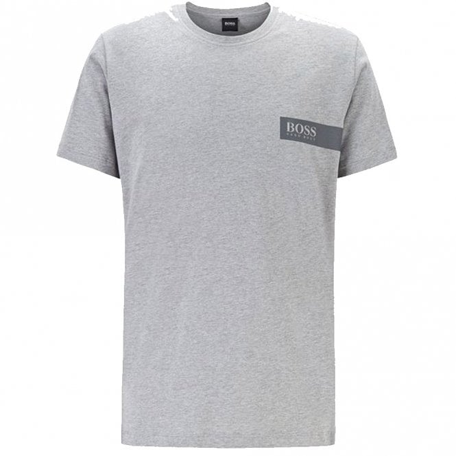 BOSS Relaxed Crew Neck Underwear T-Shirt, Grey