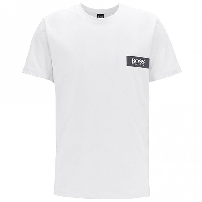 BOSS Relaxed Crew Neck Underwear T-Shirt, White