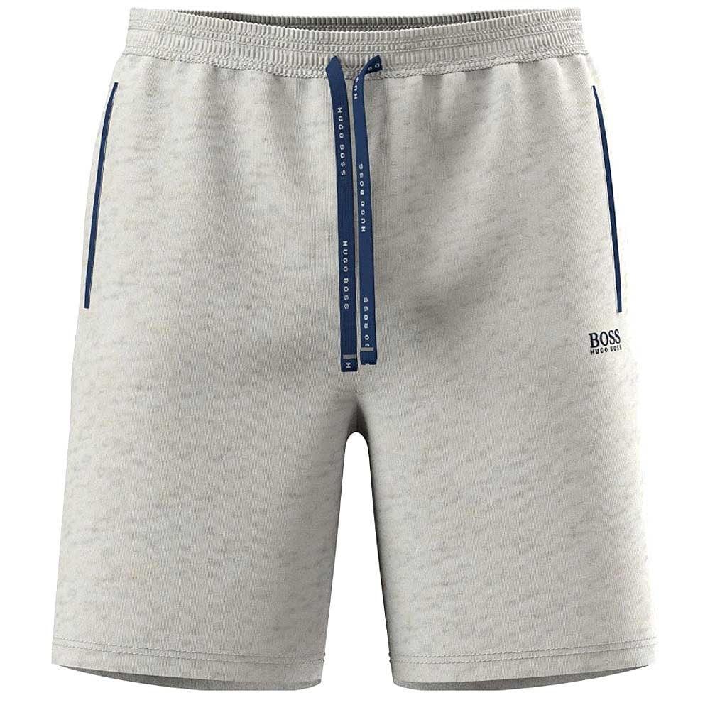 9ccf03e27 Hugo Boss Stretch Cotton Mix & Match Shorts, Grey