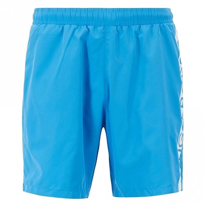 BOSS Dolphin Swim Shorts, Bright Blue