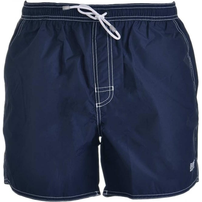 BOSS Lobster Swim Shorts, Navy
