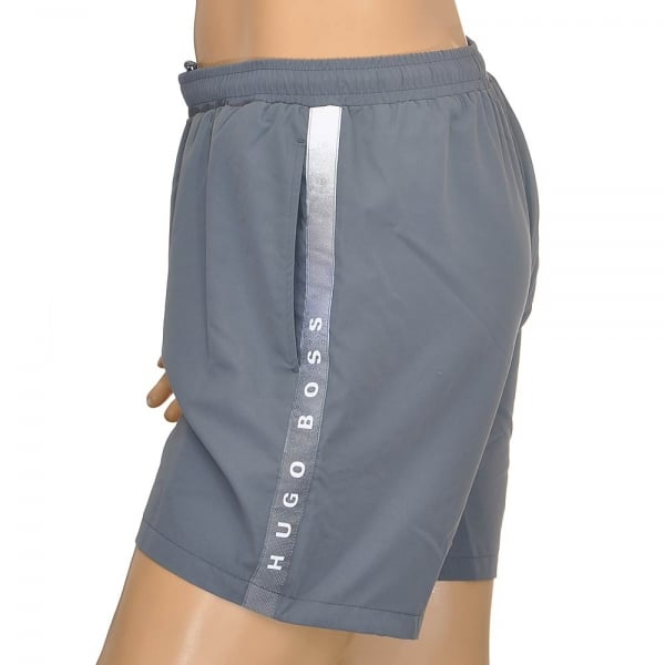 224841d3a5 Hugo Boss Swimwear Seabream Swim Shorts, Grey