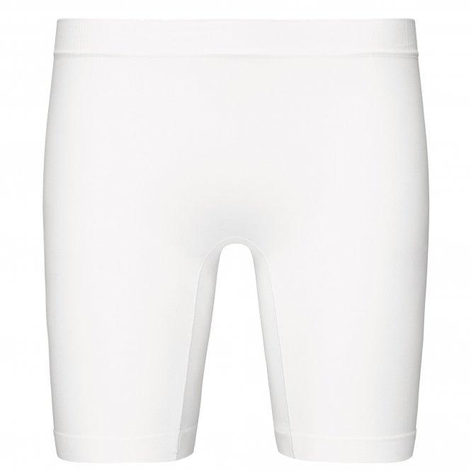 Jockey Skimmies Microfiber Slipshort, White