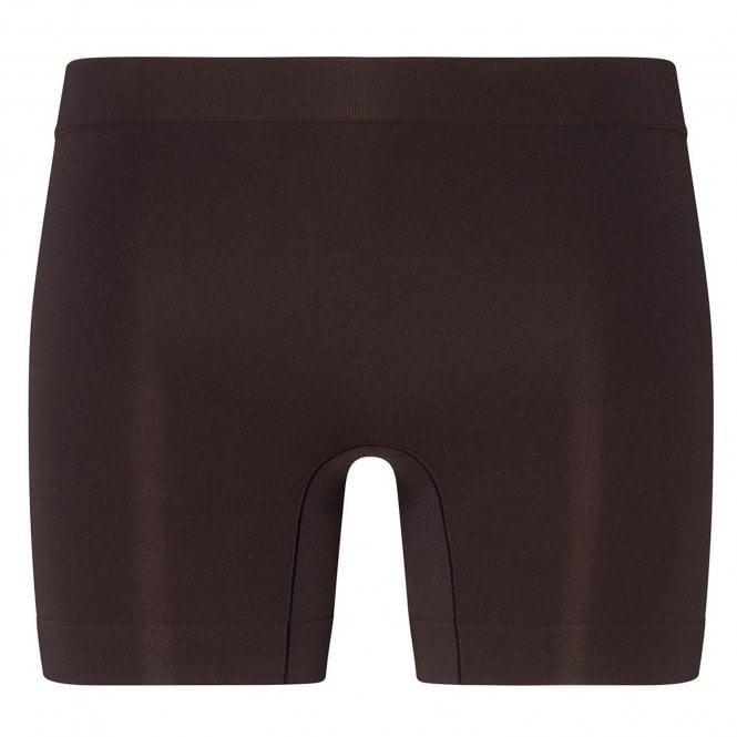Jockey Skimmies Short Length Microfiber Slipshort, Black
