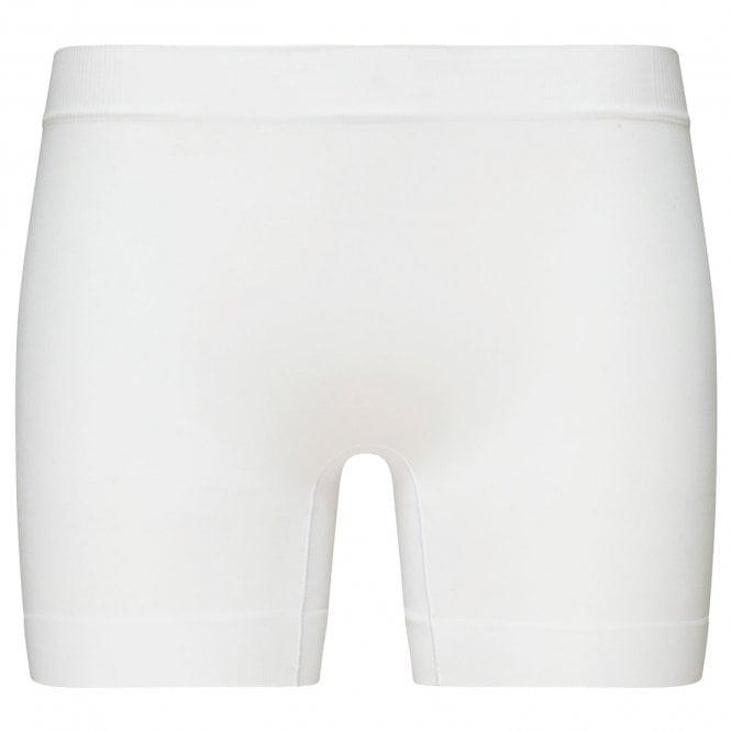 Jockey Skimmies Short Length Microfiber Slipshort, White