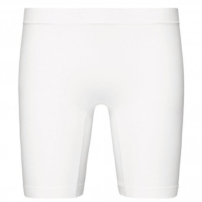 Jockey Womens Skimmies Microfiber Slipshort, White