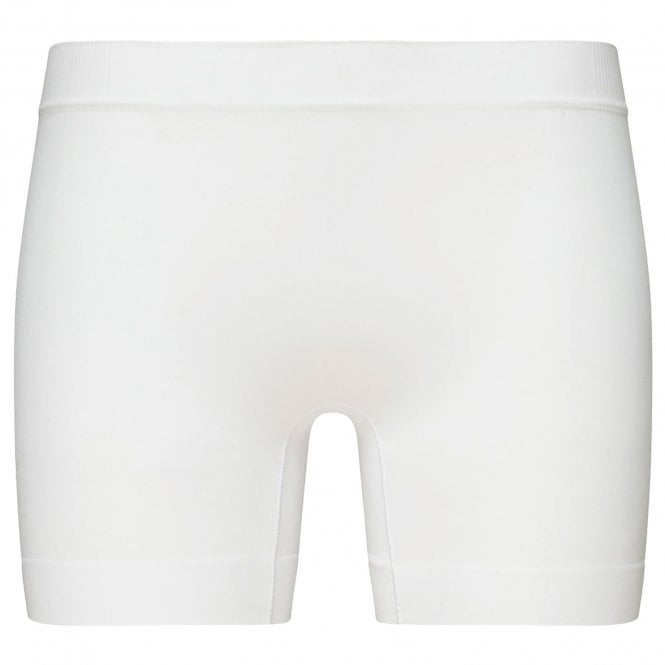 Jockey Womens Skimmies Short Length Microfiber Slipshort, White