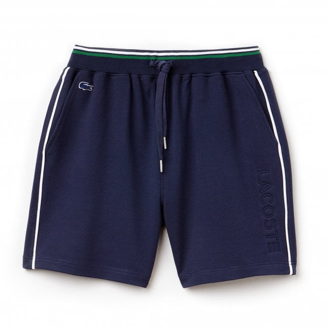 Lacoste Modal Blend PJ Lounge Short, Nightblue