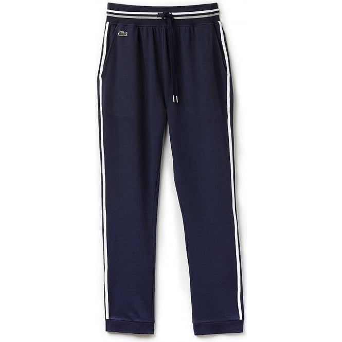 Lacoste Modal Cotton Stretch Loungepant, Dark Blue