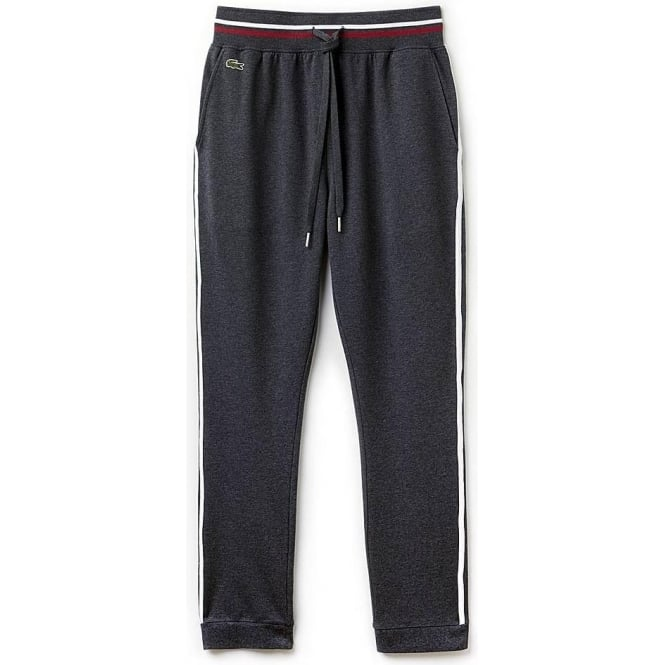 Lacoste Modal Cotton Stretch Loungepant, Grey