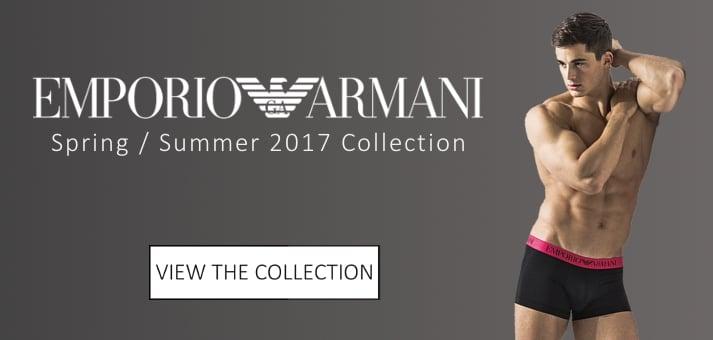 BUY Emporio Armani SS17