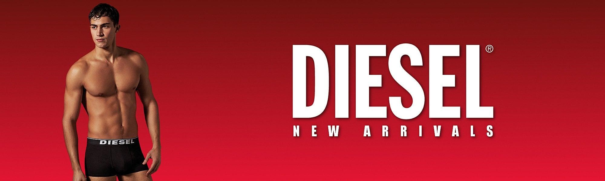 DIESEL NEW ARRIVALS