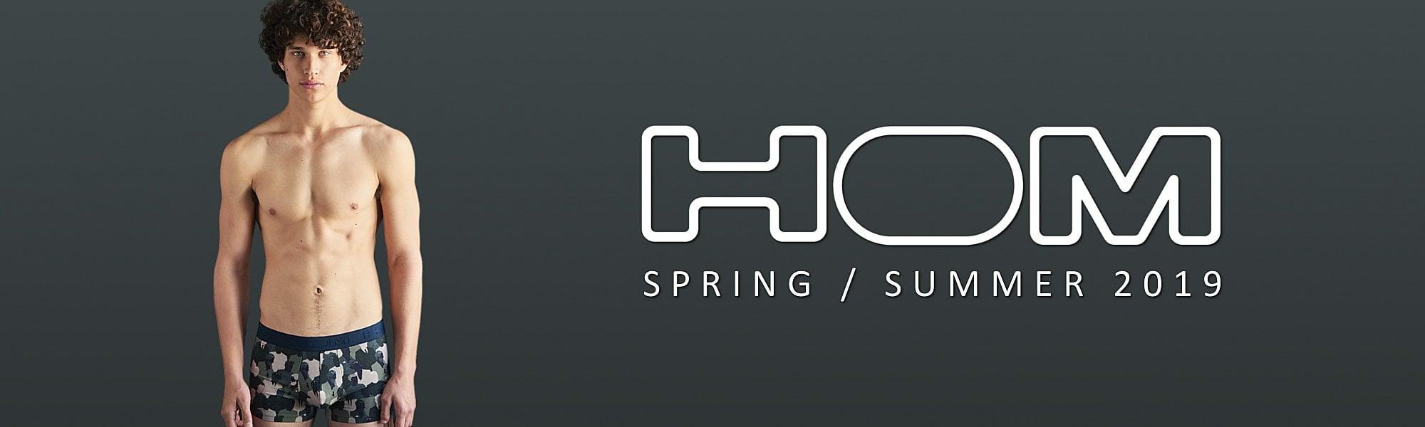 HOM SPRING / SUMMER 2019