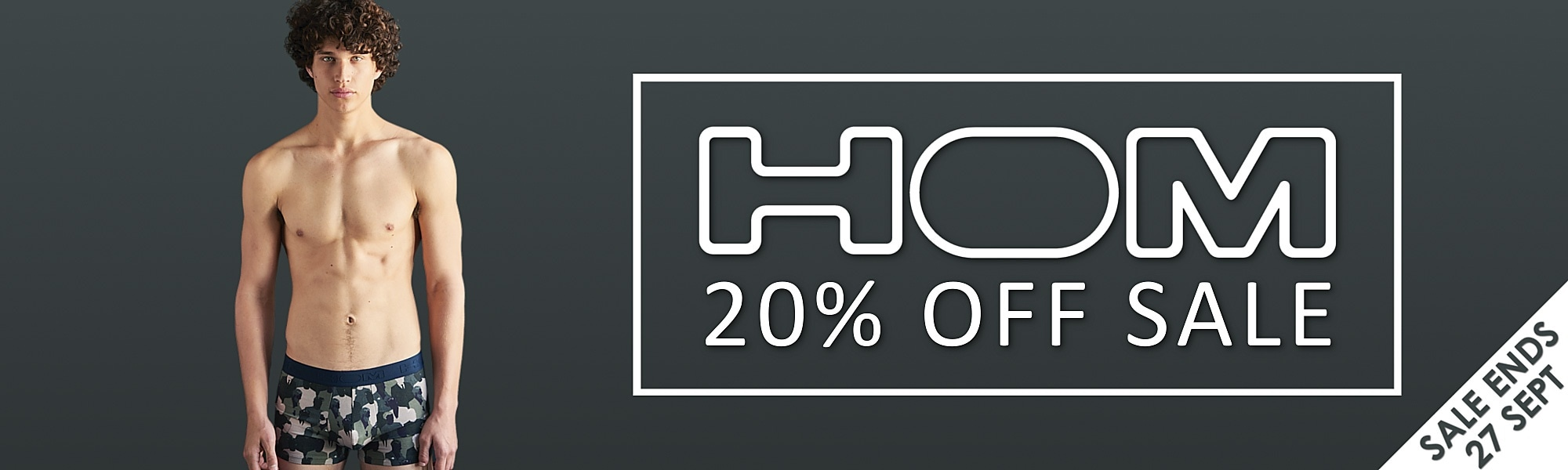 HOM 20% OFF SALE